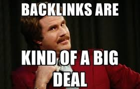 backlinks a big deal
